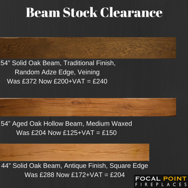 Beam Stock Clearance