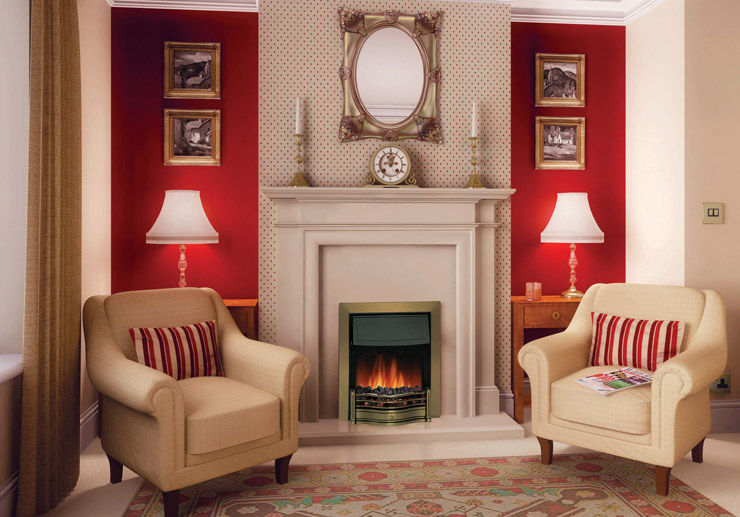 A Showcase Of Our Electric Fires Focal Point Fireplaces