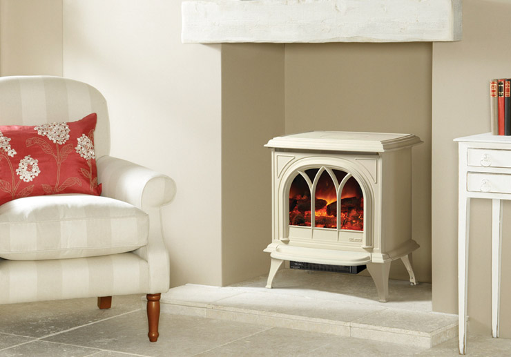 Stovax Huntingdon Electric Stove