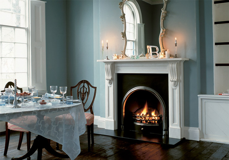 Buckingham Fireplace