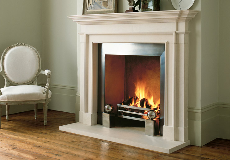 Burlington Fireplace