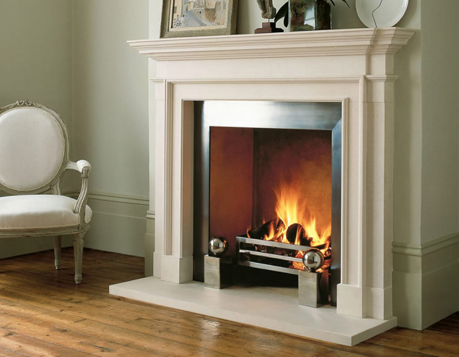 Chesney's Burlington Fireplace