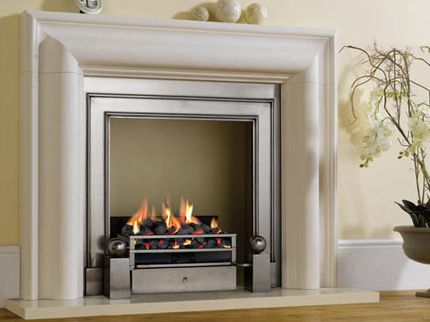 Milan Gas Basket By Gazco Focal Point Fireplaces