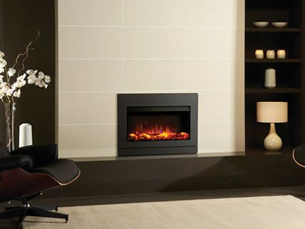 Gazco Riva2 670 & Designio2 electric fire